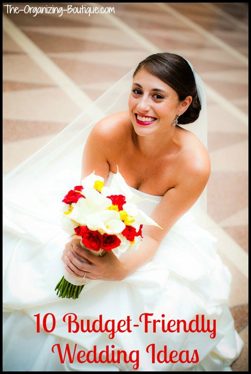 10 simple wedding ideas