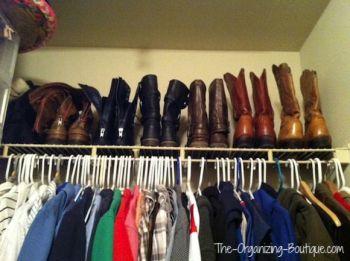 boot hangers & boot storage