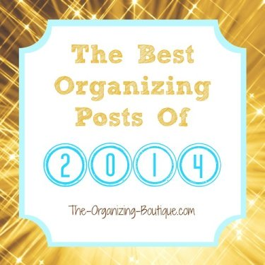 2014 best organizing posts