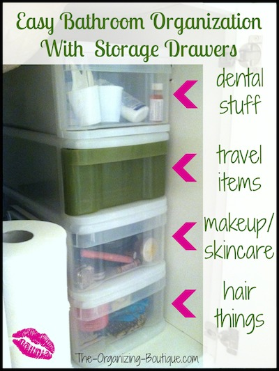 bathroom storage ideas to improve your morning routine