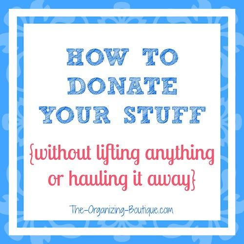 Donate Old Books | Donate Used Furniture