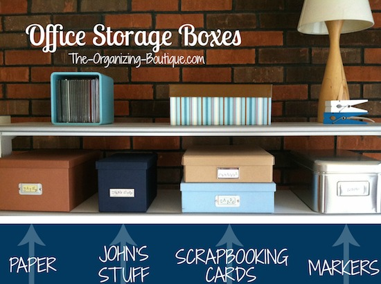Office Storage Bo