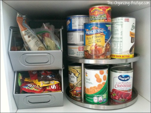 kitchen pantry organizer products