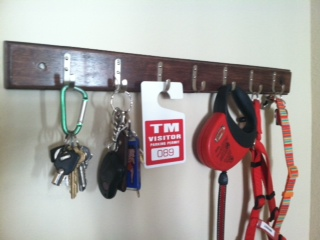 key ring finder, key organizer