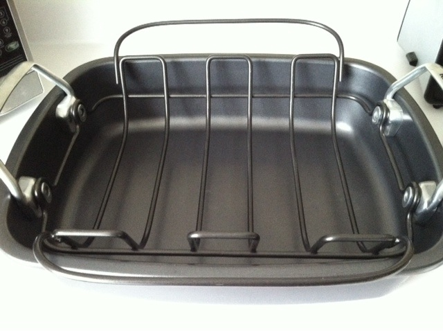 How To Reuse A Roasting Pan Rack