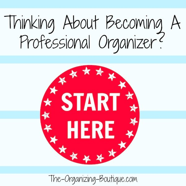 Have an organized home? Consider becoming a professional organizer.