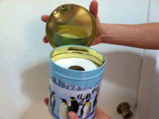 how to reuse a gift tin