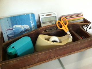 how to reuse a tool tray