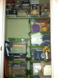 organizing the home: memorabilia